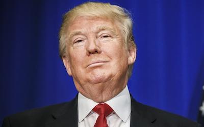 Trump smug