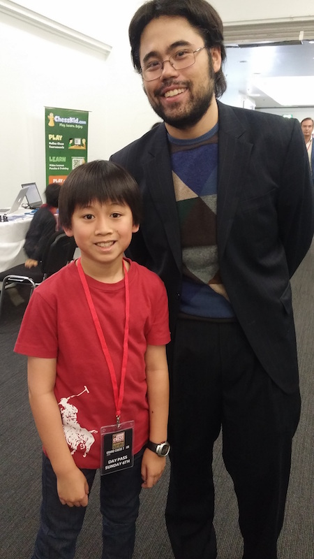 Toby and Nakamura